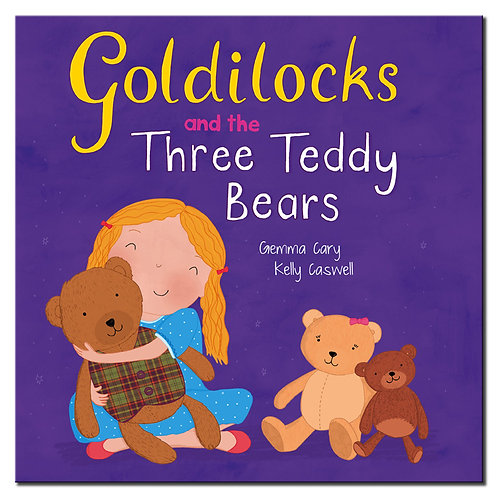 Goldilocks and the Three Teddy Bears