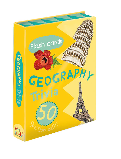 Flash Cards - Geography Trivia