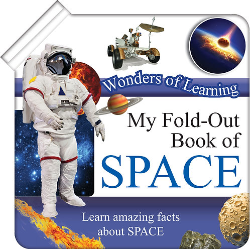 My Fold-Out Book of Space