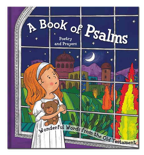 A Book of Psalms - Bible Story Book