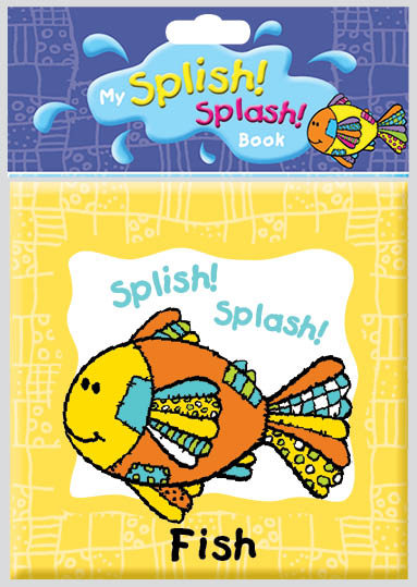 Splish! Splash! Fish Bath Book