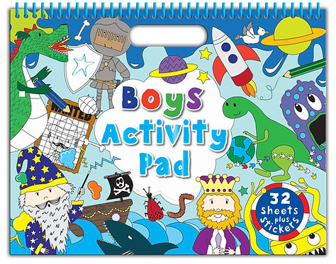 Large Activity Pads