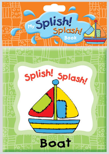 Splish! Splash! Boat Bath Book