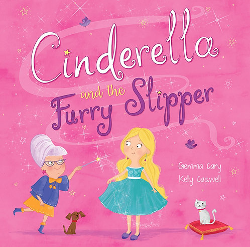 Cinderella and the Furry Slippers