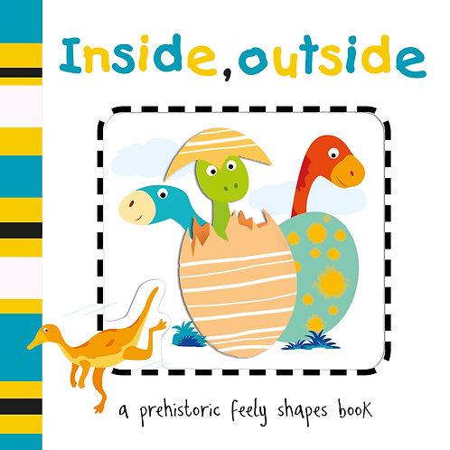 Inside, Outside Cut Out Board Book