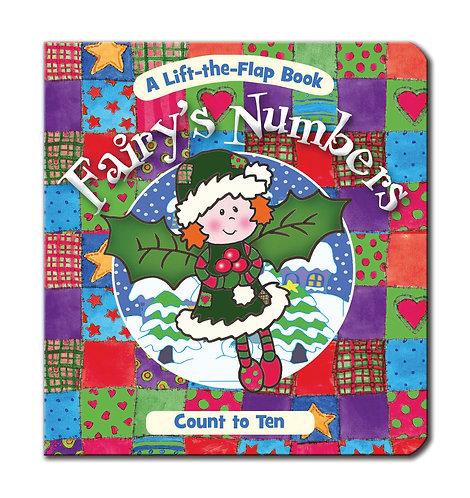 Fairy's Numbers - Mini Lift-the-Flap Books