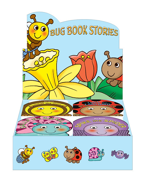 Bug Googly Eye Board Books
