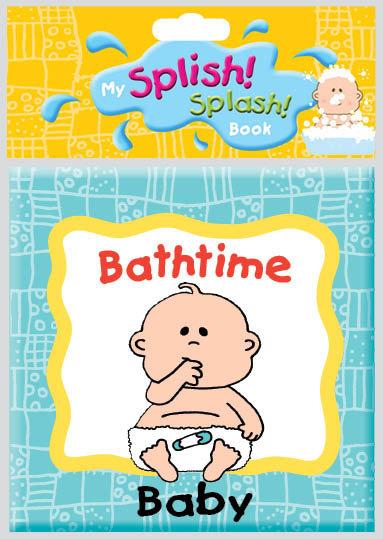 Splish! Splash! Baby Bath Book