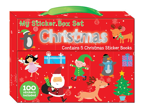 Sticker Book Box Set