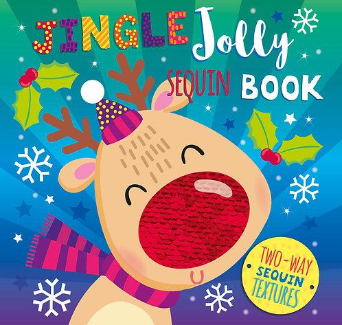 Jingle Jolly Sequin book