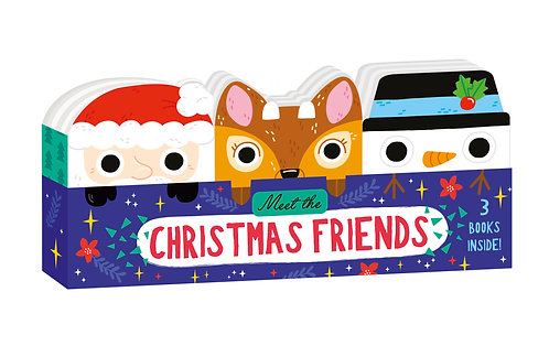 Meet the Christmas Friends - Mini Board Book Set