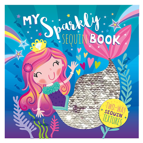 My Sparkly Sequin Book