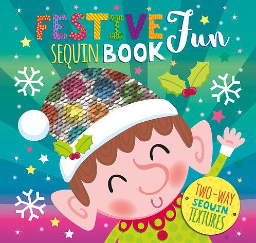 Festive Fun Sequin Book