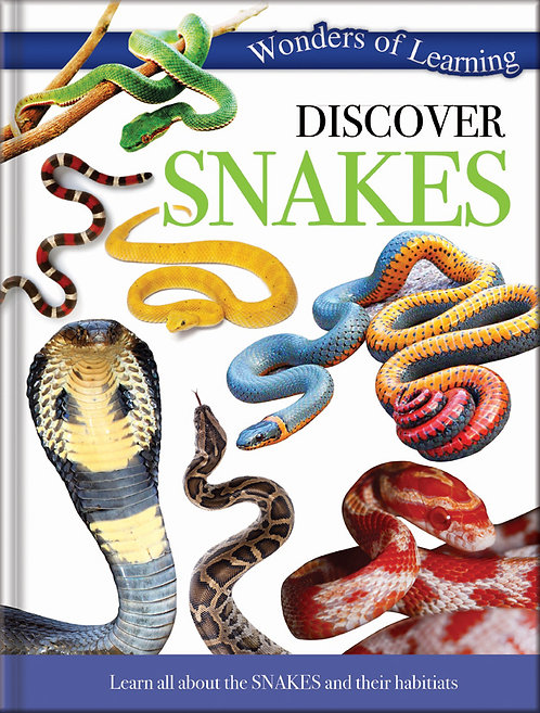 Discover Snakes