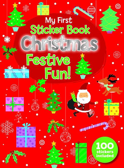 Festive Fun - Sticker Books