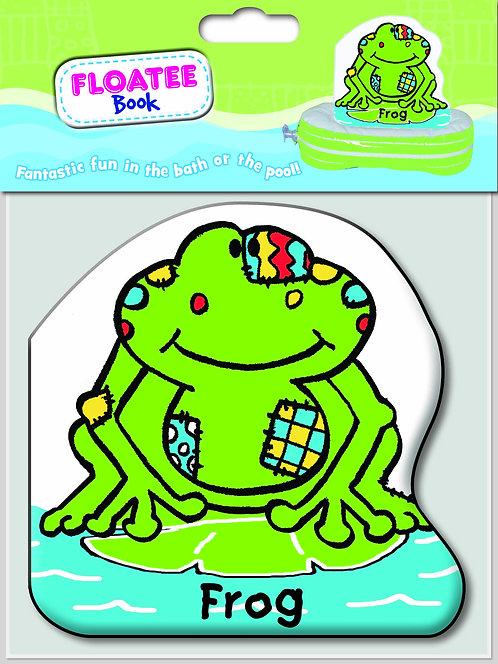 Frog Floatee Book