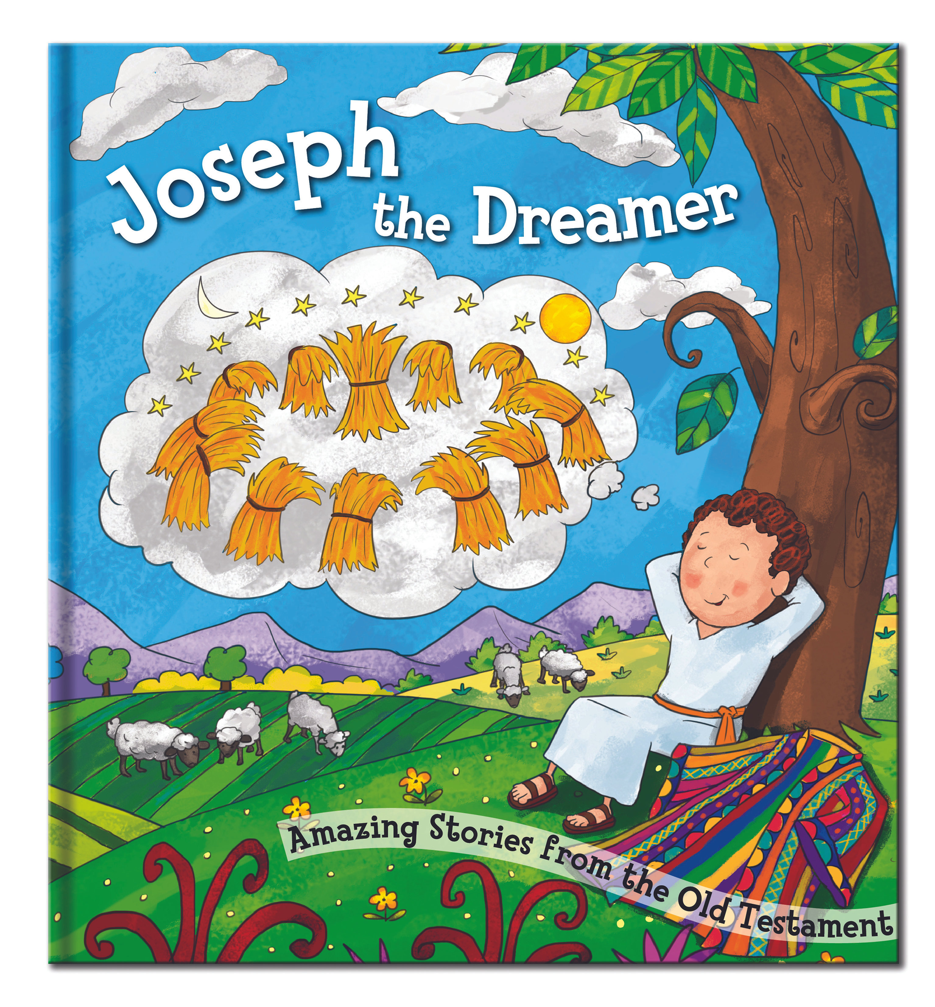 north parade publishing joseph the dreamer bible story book