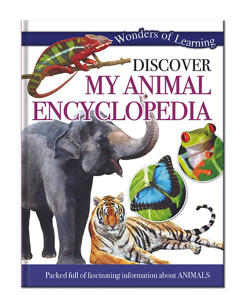Discover My Animal Encyclopedia