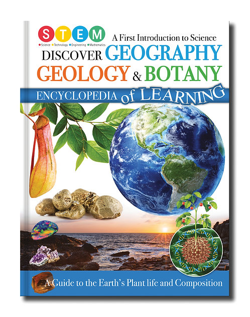 Discover Geography, Geology & Botany