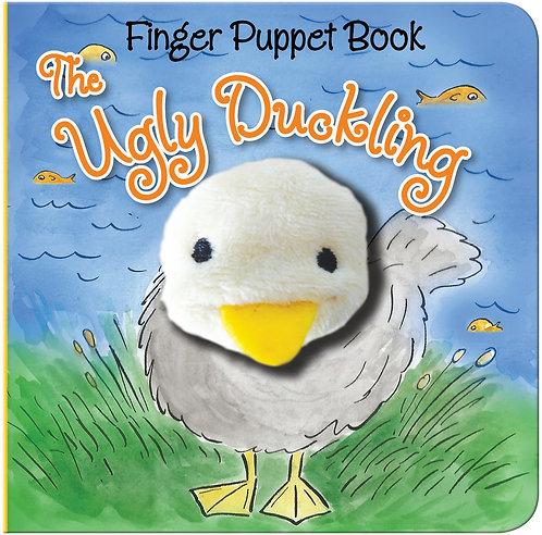 Character Finger Puppet Books