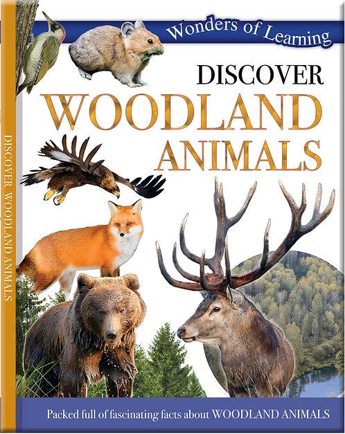 Discover Woodland Animals