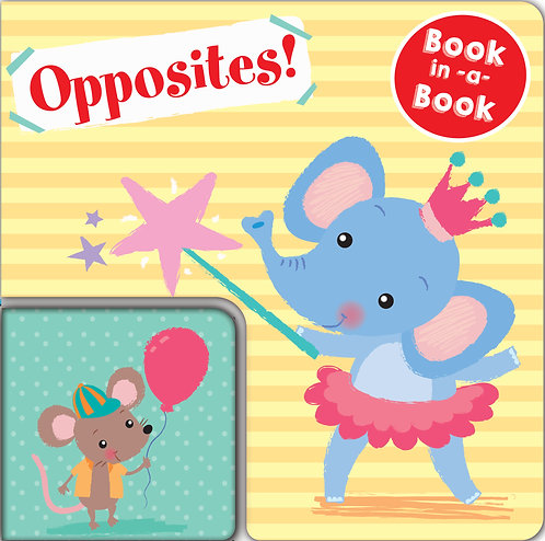 Book in A Book - Opposites!