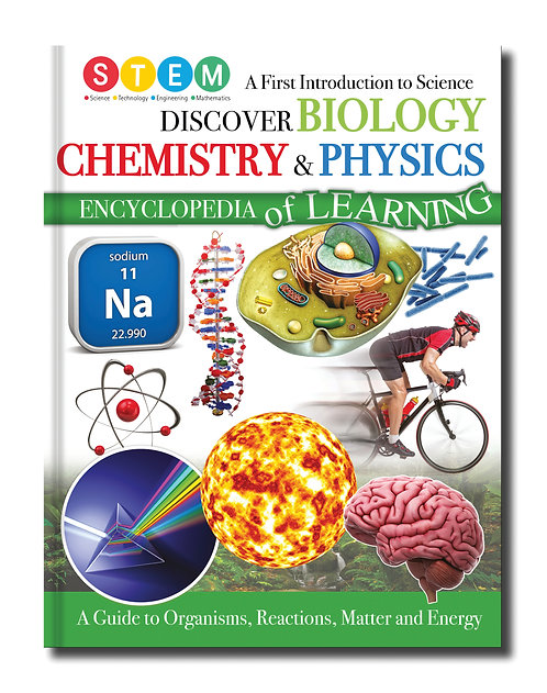 Discover Biology, Chemistry & Physics