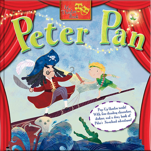 My Theatre Book - Peter Pan