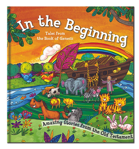 In the Beginning - Bible Story Book