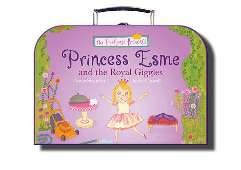 Princess Esme Carry Case Jigsaw Set