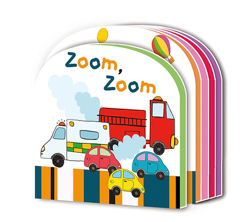 Zoom, Zoom Early Learning EVA Book