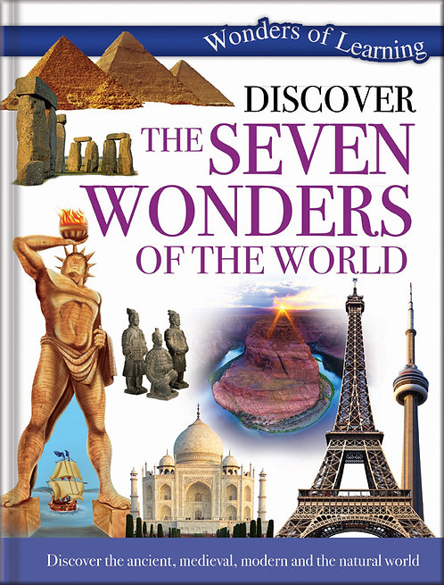 Discover the Seven Wonder of the World