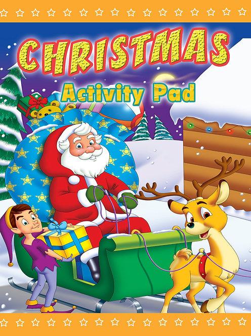 Christmas Reindeer - Activity Pad