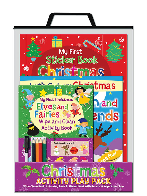Elves and Fairies - Handle Activity Bags