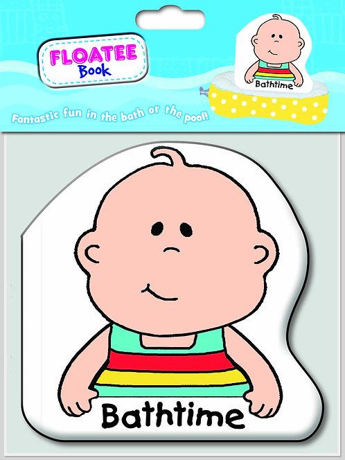 Bathtime Baby Floatee Book