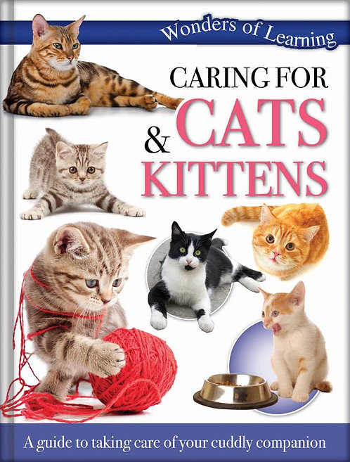 Caring for Cats and Kittens