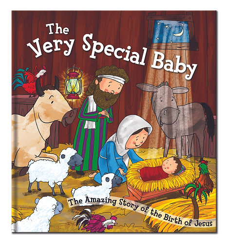 The Very Special Baby - Bible Story Book