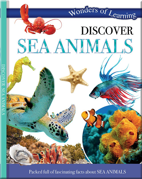 Discover Sea Animals