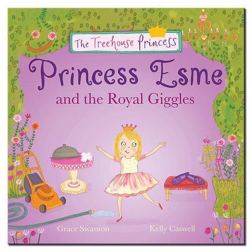 Princess Esme and the Royal Giggles