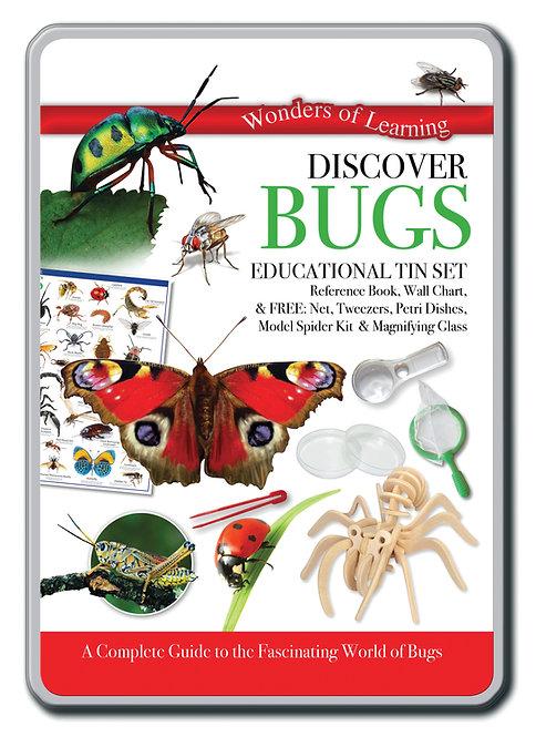 Tin Set - Discover Bugs
