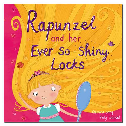 Rapunzel and her Ever So Shiny Locks