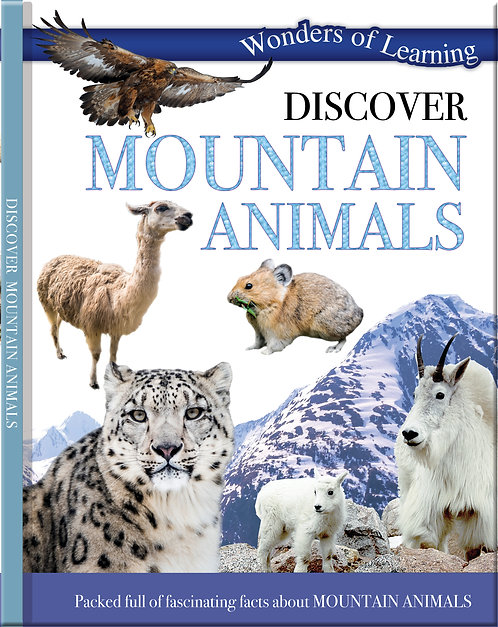 Discover Mountain Animals