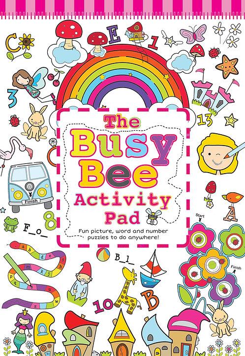 Busy Bee Mega Activity Books