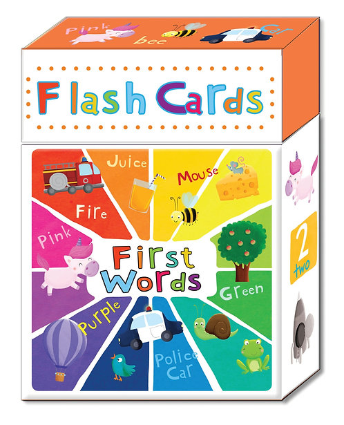 Flash Cards - First Words