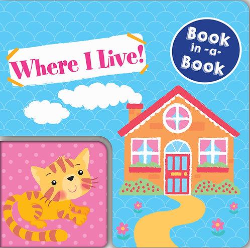 Book in A Book - Where I Live!