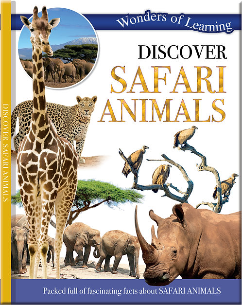 Discover Safari Animals