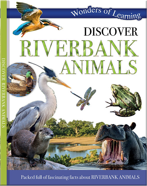 Discover Riverbank Animals