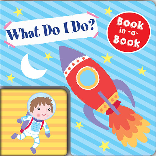Book in A Book - What Do I Do?