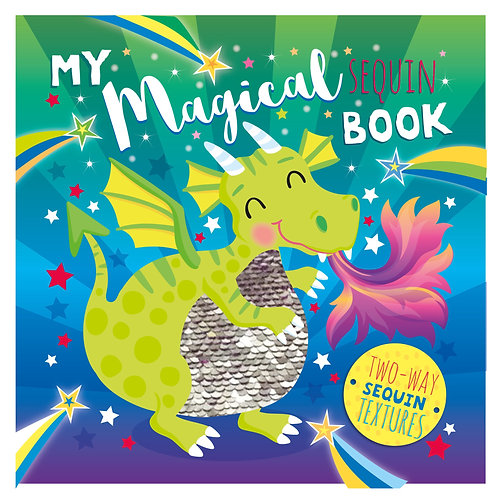My Magical Sequin Book