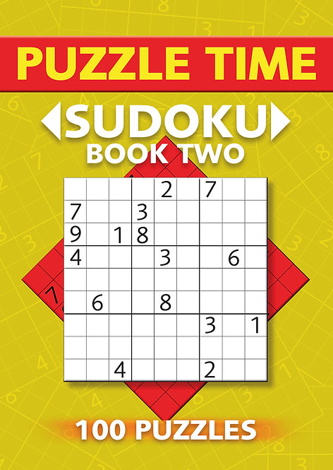 Sudoku Book Two
